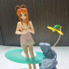 Figuras y Muñecos Manga: LOVE HINA NARU NARUSEGAWA 2002 SERIE 01 (NUEVA). Lote 194183561