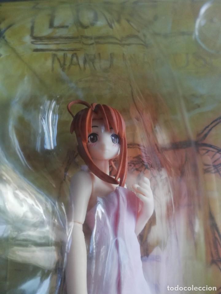 Figuras y Muñecos Manga: LOVE HINA NARU NARUSEGAWA 2002 serie 01 (NUEVA) - Foto 4 - 194183561