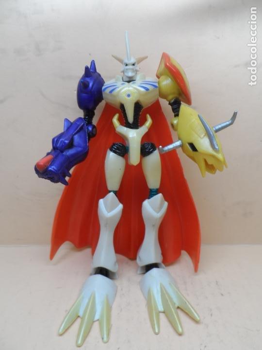 FIGURA DIGIMON DIGI-WARRIORS OMNIMON 2000 BANDAI (Juguetes - Figuras de Acción - Manga y Anime)