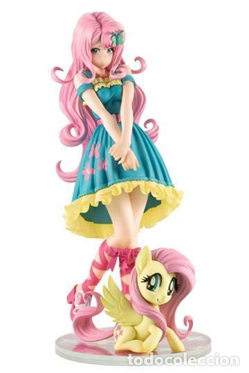 My Little Pony Bishoujo Fluttershy 22cm Nuevo Sold Through Direct Sale 194329978