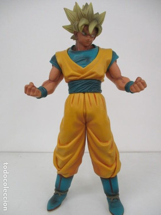 DRAGON BALL Z : MASTER STAR PIECE, THE SON GOKU - 28 CM - BANPRESTO - PRODUCTO OFICIAL (Juguetes - Figuras de Acción - Manga y Anime)