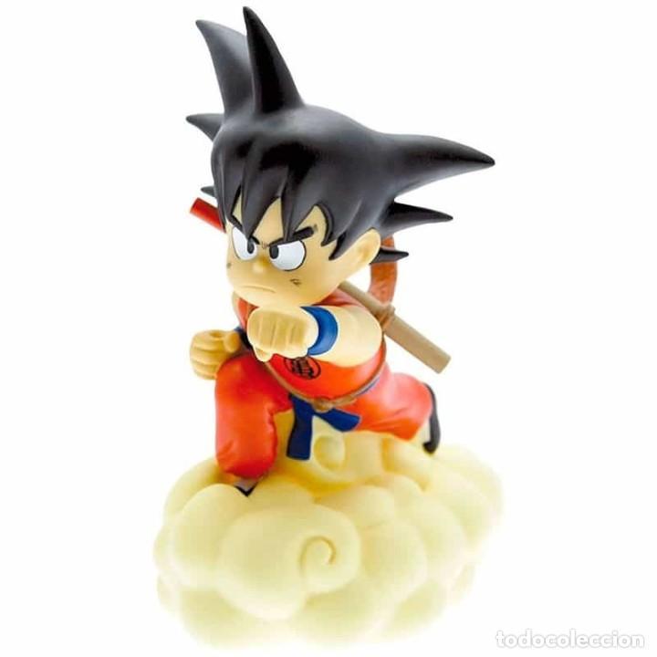 Figuras y Muñecos Manga: Figura Son Goku Dragon Ball Hucha 21 cm. - Foto 3 - 194749530