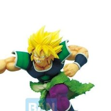 Figuras y Muñecos Manga: DRAGON BALL SUPER SAIYAN BROLY 19 CM SUPER Z BATTLE - NUEVO. Lote 195076041