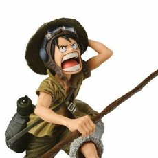 Figuras y Muñecos Manga: ONE PIECE MONKEY D. LUFFY SPECIAL COLORING VERSION - NUEVO. Lote 195076256