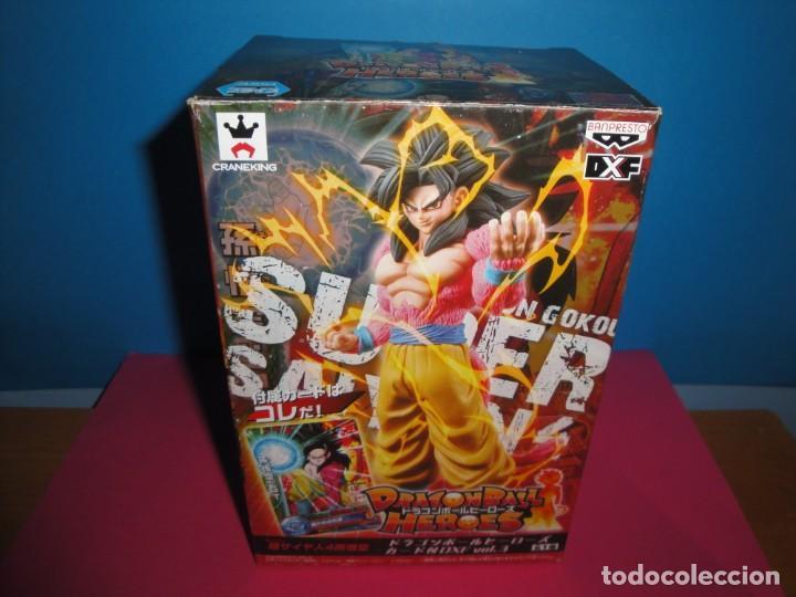 SÚPER SAIYAN 4 SON GOKOU. DRAGÓN BALL Z (Juguetes - Figuras de Acción - Manga y Anime)