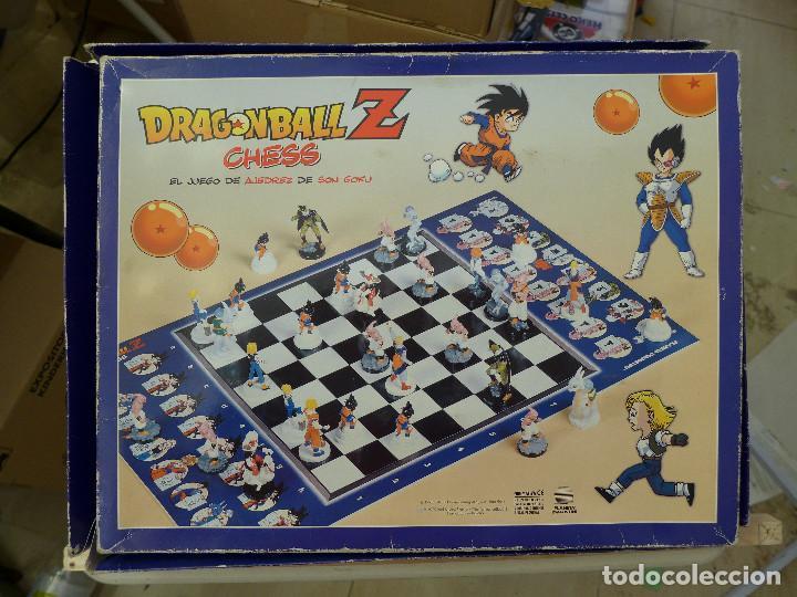 Figuras y Muñecos Manga: DRAGON BALL Z CHESS - AJEDREZ BOLA DE DRAGON DE PLANETA DEAGOSTINI - Foto 2 - 196779726