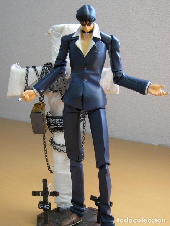 TRIGUN NICHOLAS D. WOLFWOOD 2000/02 (NUEVA) (Juguetes - Figuras de Acción - Manga y Anime)