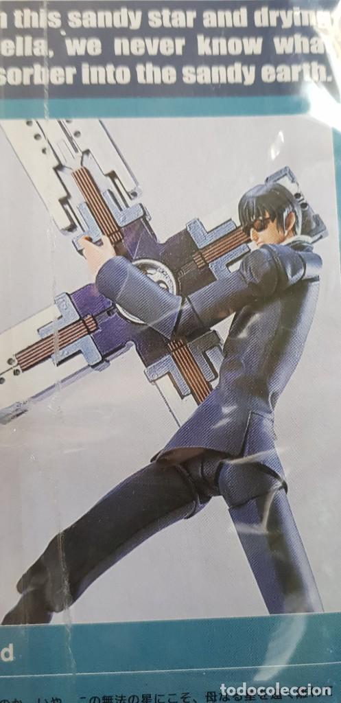 Figuras y Muñecos Manga: TRIGUN NICHOLAS D. WOLFWOOD 2000/02 (NUEVA) - Foto 8 - 200620377