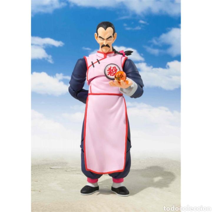 Figuras y Muñecos Manga: FIGURA TAO PAI PAI DRAGON BALL SH FIGUARTS BANDAI - Foto 5 - 202523798