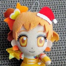 Figuras y Muñecos Manga: PELUCHE MUÑECA SERIE ANIME FRESH PRECURE. CURE PINE. INORI YAMABUKI. EXCLUSIVA JAPÓN. 19 CM. Lote 203395082