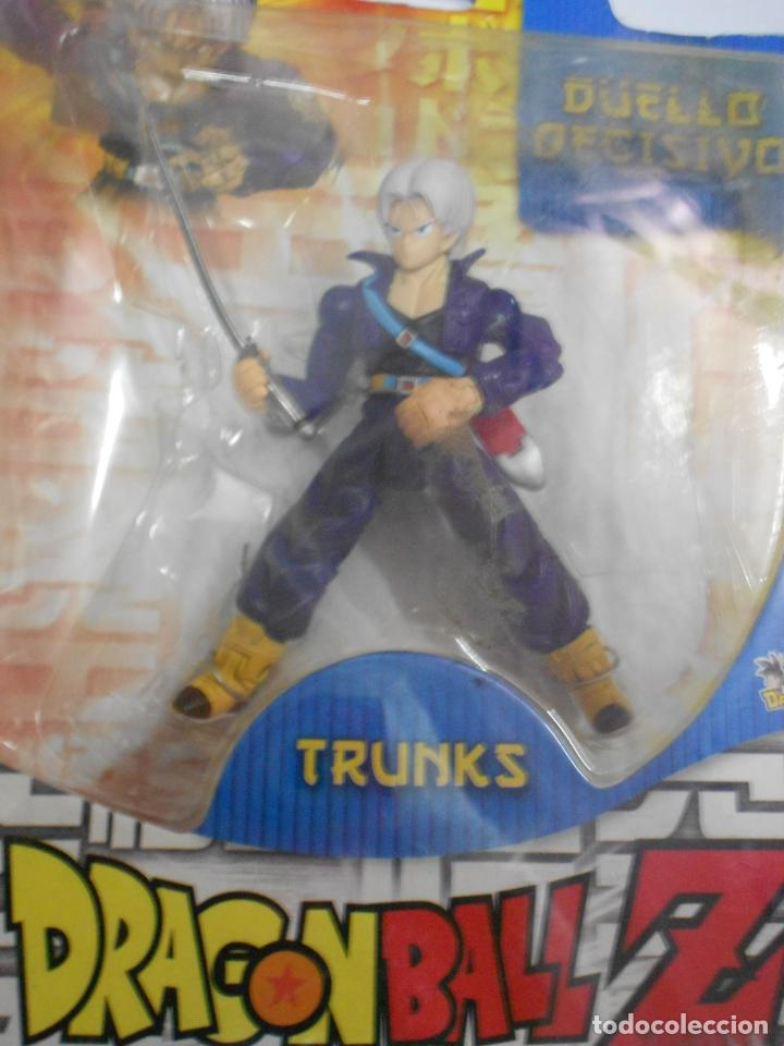Figuras y Muñecos Manga: ANTIGUO BLISTER DRAGON BALL Z - TRUNKS (4.4) - Foto 2 - 36844686