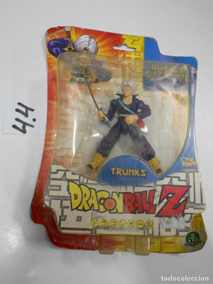 Figuras y Muñecos Manga: ANTIGUO BLISTER DRAGON BALL Z - TRUNKS (4.4) - Foto 3 - 36844686
