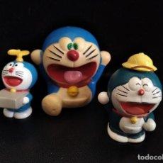Figuras y Muñecos Manga: DORAEMON - LOTE DE 3 FIGURAS PVC -. Lote 205020925