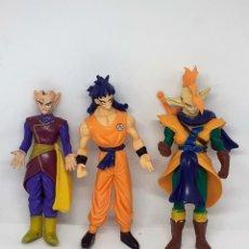 Figuras y Muñecos Manga: LOTE 3 FIGURAS FIGURA DRAGON BALL DRAGONBALL BOLA DE DRAGON SON GOKU.. Lote 205291072