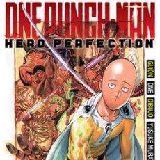 Figuras y Muñecos Manga: ONE PUNCH-MAN: HERO PERFECTION - IVREA - NUEVO. Lote 205653640