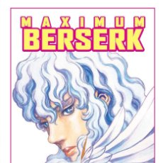 Figuras y Muñecos Manga: BERSERK MAXIMUM 17 - PANINI - NUEVO. Lote 205653642