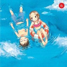 Figuras y Muñecos Manga: TAKAGI-SAN EXPERTA EN BROMAS PESADAS 06 - IVREA - NUEVO. Lote 205653653