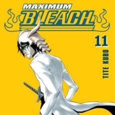 Figuras y Muñecos Manga: BLEACH MAXIMUM 11 - PANINI - NUEVO. Lote 205653657