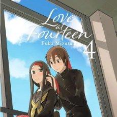 Figuras y Muñecos Manga: LOVE AT FOURTEEN 04 - MILKY WAY - NUEVO. Lote 205653675