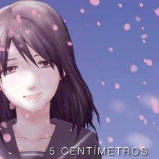 Figuras y Muñecos Manga: 5 CM POR SEGUNDO - PLANETA - NUEVO. Lote 205654738