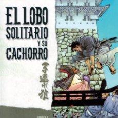 Figuras y Muñecos Manga: LOBO SOLITARIO Y SU CACHORRO 02/20 (NUEVA EDICION) - PLANETA - NUEVO. Lote 205655396