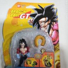 Figuras y Muñecos Manga: FIGURA DRAGON BALL GT VEGETA BANDAI BLISTER SIN ABRIR. Lote 206444978