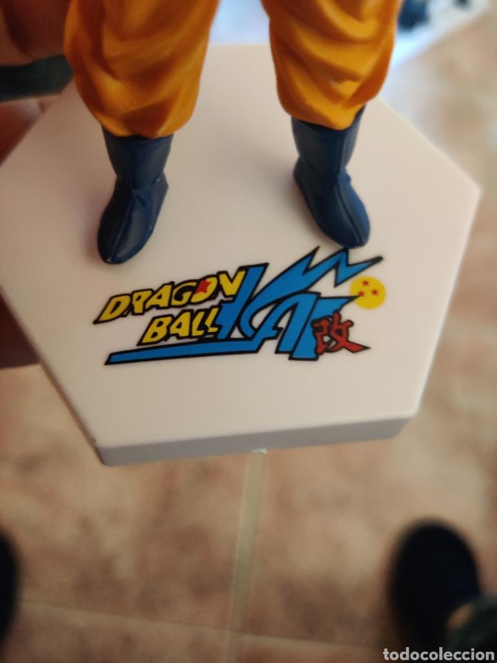 Figuras y Muñecos Manga: Dragon ball z Kai figura Goku super Saiyan 3 - Foto 5 - 206495555