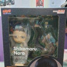 Figuras y Muñecos Manga: SHIKAMARU NARA NARUTO SHIPPUDEN NENDOROID. Lote 206867726