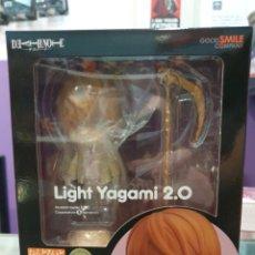 Figuras y Muñecos Manga: LIGHT YAGAMI DEATH NOTE NENDOROID. Lote 206868042
