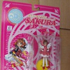 Figuras y Muñecos Manga: CARDCAPTOR - SAKURA ROSA ALADA - BANDAI. Lote 207142751