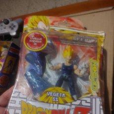 Figuras y Muñecos Manga: FIGURA ARTICULADA VEGETA SS DRAGON BALL Z ¡¡NUEVO!. Lote 207248242
