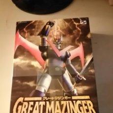 Figuras y Muñecos Manga: GREAT MAZINGER MODEL KIT MAZINGER Z MECHANIC COLLECTION. Lote 207417453