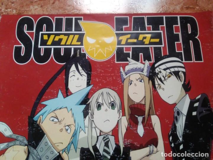 Figuras y Muñecos Manga: Póster Soul Eater Lámina color - Foto 2 - 209801685