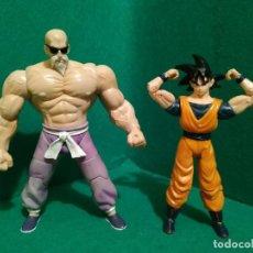 Figuras y Muñecos Manga: DRAGON BALL SUPER MASTER ROSHI MUTEN GOKU JAKKS PACIFIC. Lote 212062155