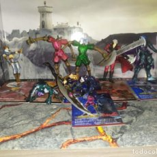 Figuras y Muñecos Manga: PACK FIGURAS ANIME DEVIL MAY CRY. Lote 213440771