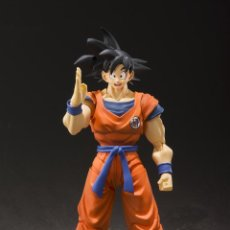 Figuras y Muñecos Manga: DRAGON BALL SON GOKU SAIYAN RAISED ON EARTH FIG 14. Lote 213535781