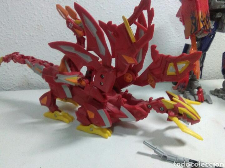 Figuras y Muñecos Manga: Figuras accion manga ,transformer y dragon - Foto 2 - 214202496