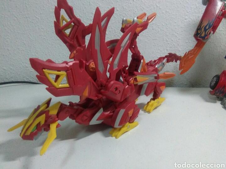 Figuras y Muñecos Manga: Figuras accion manga ,transformer y dragon - Foto 10 - 214202496