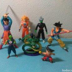 Figuras y Muñecos Manga: FIGURAS DRAGON BALL ,GOMA Y PVC PLASTICO. Lote 215167220