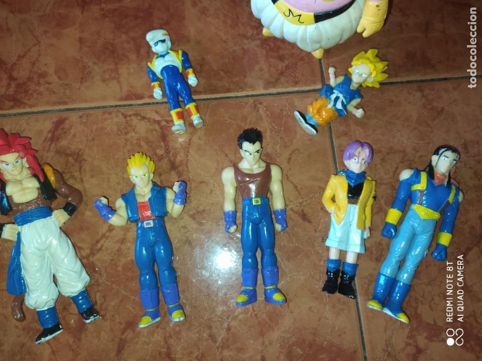 Figuras y Muñecos Manga: DRAGON BALL. LOTE DE 12 FIGURAS ACCION. DIFERENTES SAGAS - Foto 3 - 215930997