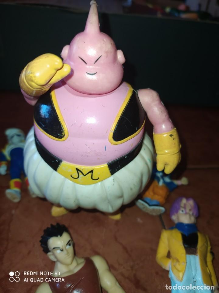 Figuras y Muñecos Manga: DRAGON BALL. LOTE DE 12 FIGURAS ACCION. DIFERENTES SAGAS - Foto 4 - 215930997