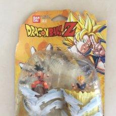 Figuras y Muñecos Manga: BLISTER SIN ABRIR DRAGONBALL Z FLASH CHANGER GOKU & SUPER SAIYAN GOKU. Lote 217593120