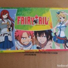 Figuras y Muñecos Manga: ESTUCHE DE LLAVES FAIRY TAIL. Lote 218397305