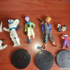 Figuras y Muñecos Manga: LOTE 4 FIGURAS DRAGON BALL Z. Lote 220948662