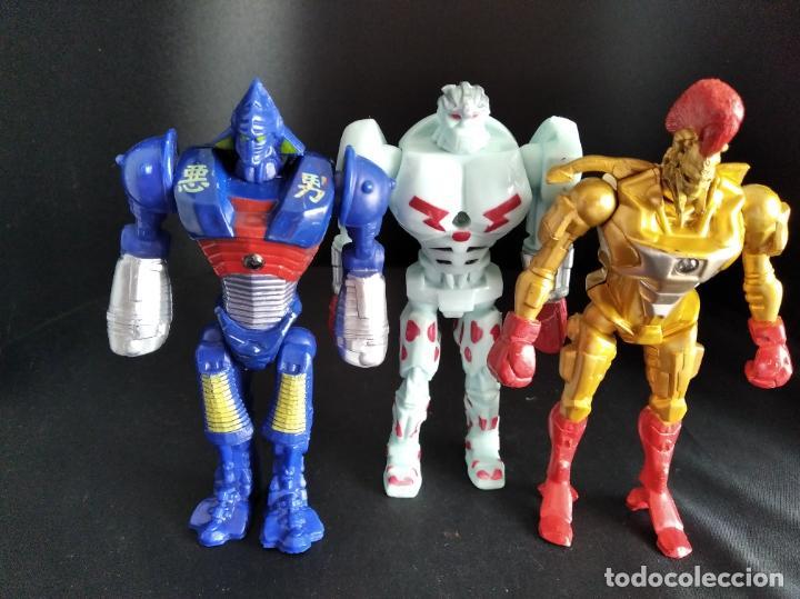 Figuras y Muñecos Manga: LOTE ROBOTS, MECHA ROBOT - FIGURAS BOOTLEG DE ACCION CHINA - 14CM. MAZINGER AÑOS 00s - Foto 2 - 221120112