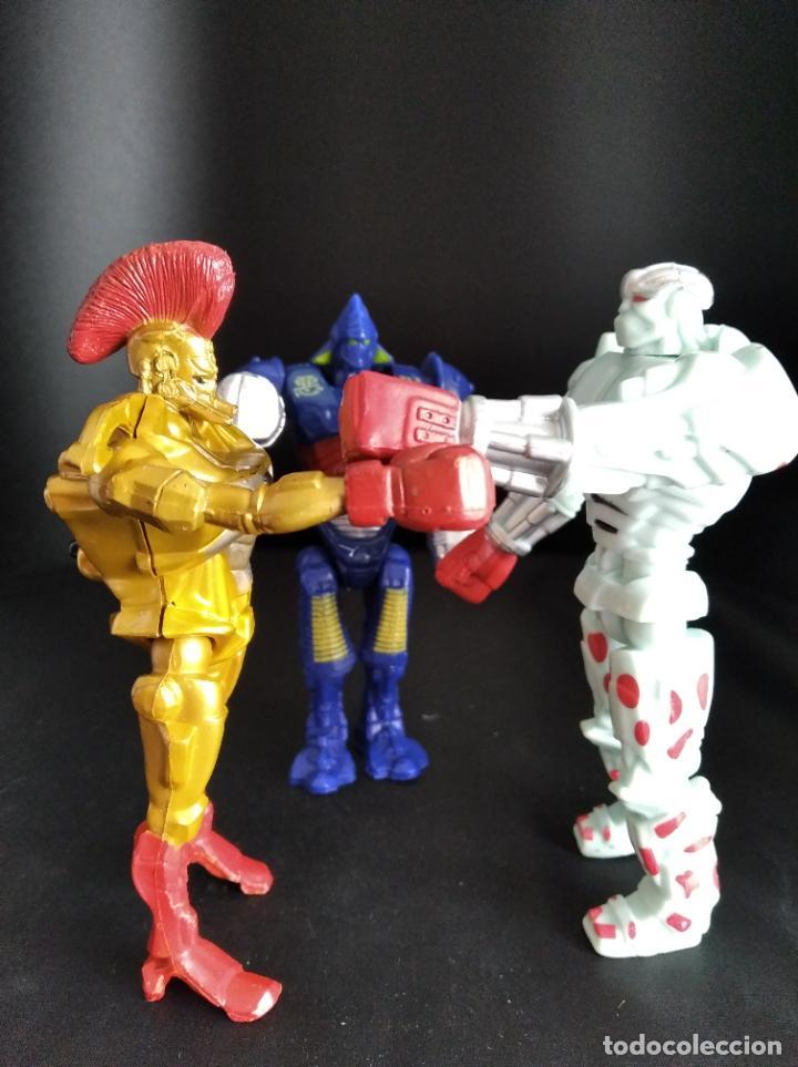Figuras y Muñecos Manga: LOTE ROBOTS, MECHA ROBOT - FIGURAS BOOTLEG DE ACCION CHINA - 14CM. MAZINGER AÑOS 00s - Foto 3 - 221120112