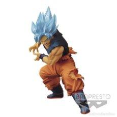 Figuras y Muñecos Manga: DB SUPER, SON GOKU SUPER SAIYAN GOD MAXIMATIC 2020+ CUADRO GRATIS. Lote 222217350