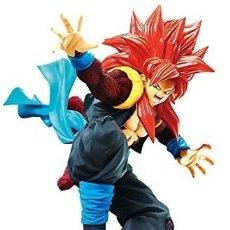 Figuras y Muñecos Manga: DBZ SUPER 9 TH ANNIVERSARY GOGETA 2020 + 2 DOSIERES GRATIS (NUEVOS). Lote 222217668