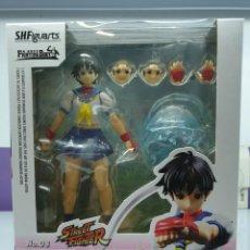 Figuras y Muñecos Manga: FIGURA SAKURA SH FIGUARTS STREET FIGTHERS. Lote 222333465