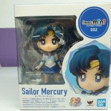 Figuras y Muñecos Manga: FIGURA SAILOR MERCURIO FIGUARTS MINI SAILOR MOON. Lote 222471257